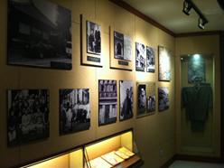 図6 図5の建物は現存。二階は内山書店の記念館となっている