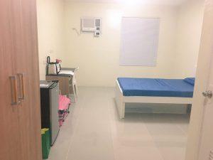 寮の一人部屋
